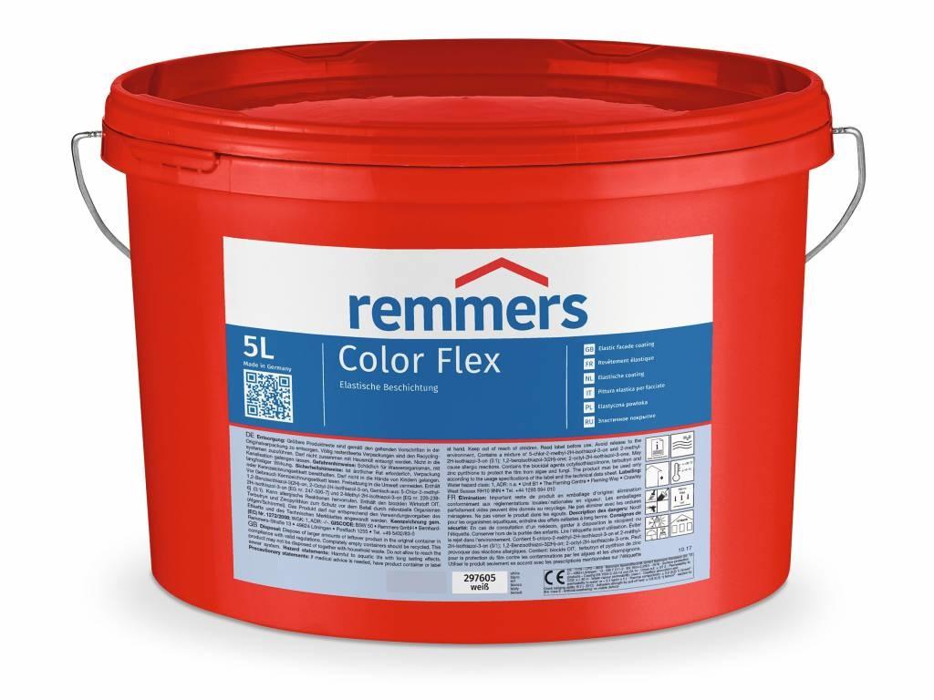 Remmers Color flex Gevelverf Speciale Kleuren