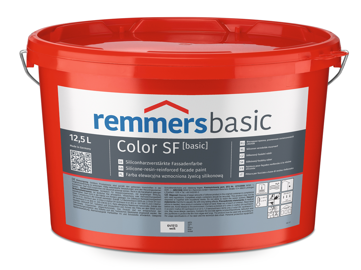 Remmers Color SF RAL Kleuren
