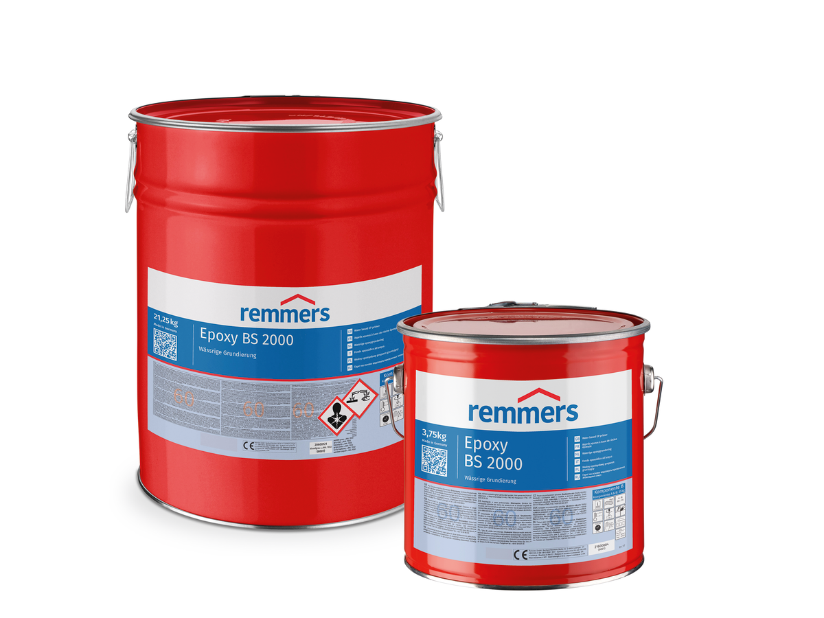 Remmers Epoxy BS 2000 Basaltgrijs