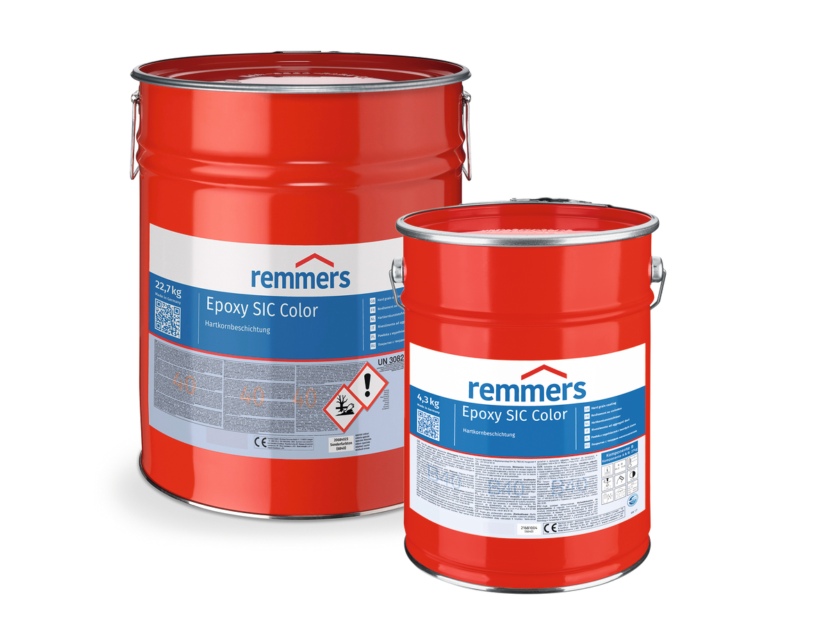 Remmers Epoxy SIC Color