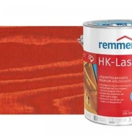 Remmers HK Lazuur Canadees Rood