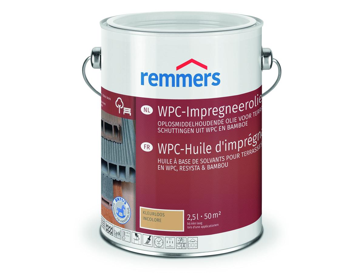 Remmers WPC Impregneerolie