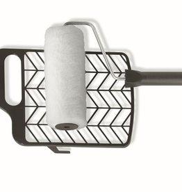 Verhoeven Tools & Safety Verfrol Vestan Wit Met Beugel & Rooster