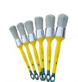 Verhoeven Tools & Safety Patentkwast Mixhaar voor Acrylaatverf