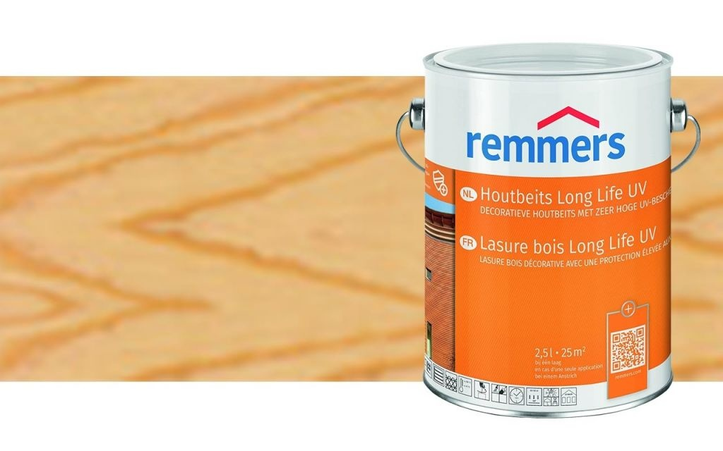 Remmers Houtbeits Long Life UV Palissander