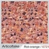 Remmers Articoflake Rood-Oranje