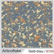 Remmers Articoflake Geel-Blauw
