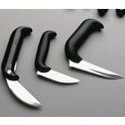 Opvouwbaar gebogen mes