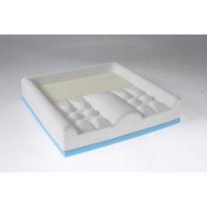 Gegoten zitkussen van polyurethaan foam