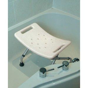 Opvouwbare douchekruk voor in bad of onder de douche