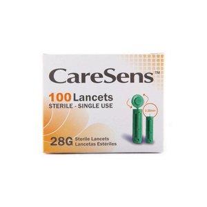 Caresens Lancetten 28g (100st)