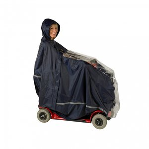 Splash Scooter Cape