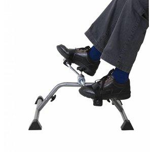 Compacte fietstrainer voor revalidatie