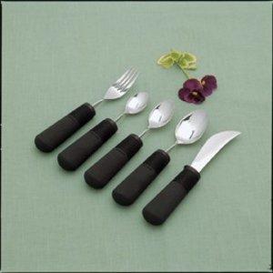 Good Grips bestek, mes, vork, lepels en mes