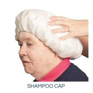 Zonder water u haren wassen met de Shampoo Cap