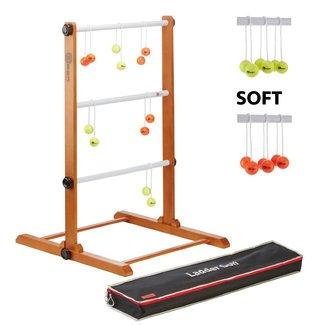 Ubergames Beste Swingbal - Laddergolf Spel - met SOFT ballen
