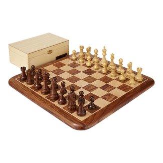 Ubergames Exclusieve Luxe Staunton schaakset 95mm