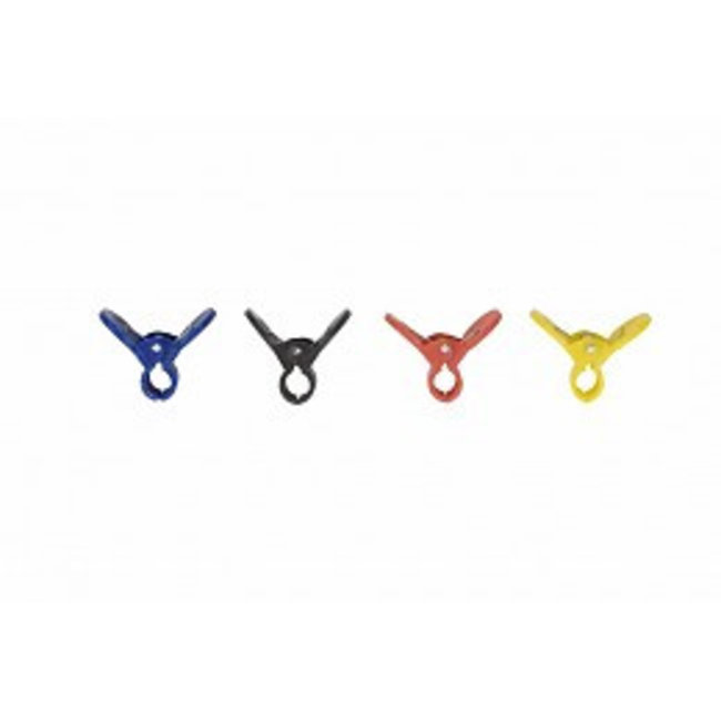Ubergames Croquet clips 1e of 2e kleuren