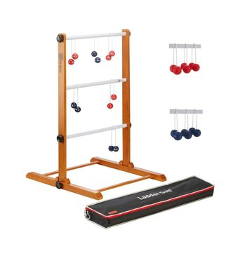 Ubergames Prof. Laddergolf Spinladder set SOFT ballen