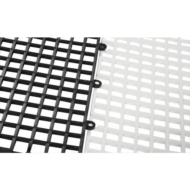 Ubergames Schaakspelbord - Tuin Schaak bord, kunststof vlakken