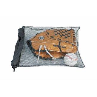 Ubergames Honkbal Handschoen XL met bal in tas