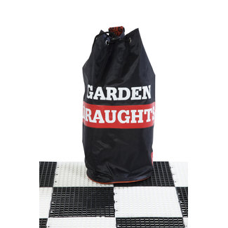 Ubergames Draagtas voor tuin Damspel
