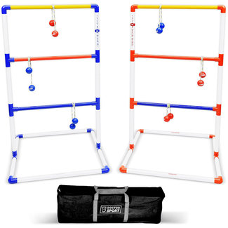 DrSport Dubbele Laddergolf Set - in tas - Super Real GolfBolas