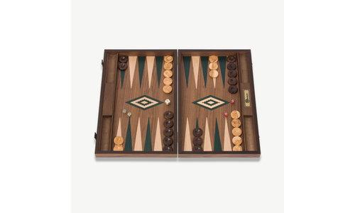 Backgammon/Dammen