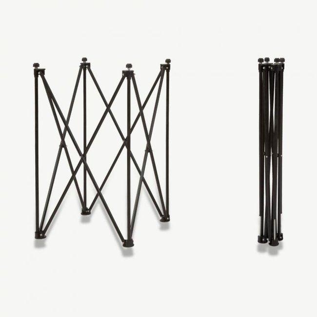Ubergames Carrom onderstel / tafel - Opvouwbaar met tas