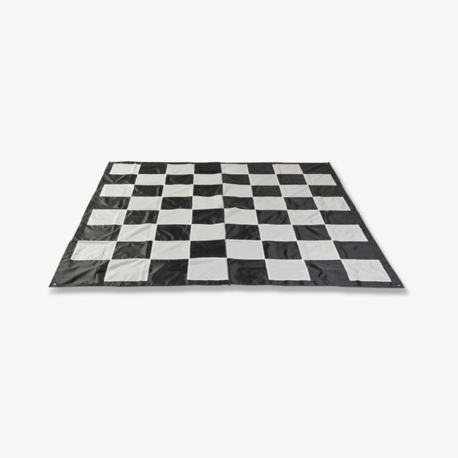 Ubergames Tuin schaakmat, 140x140 cm