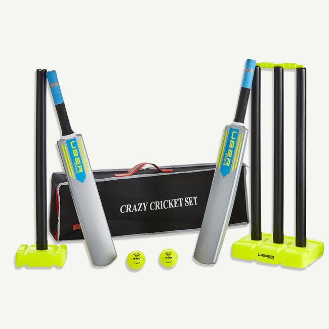Ubergames RAM Cricket Originele set, Robuust in mooie tas