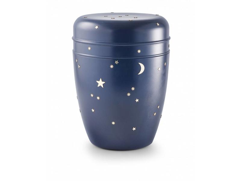 Eco urn sterrenhemel - bio
