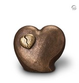 Gebroken hart - keramiek
