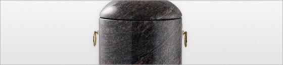 Graniet urnen