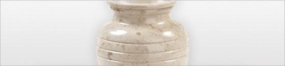 Marmer urnen