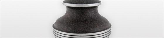 Aluminium urnen