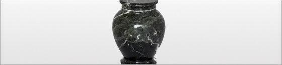 Marmer mini urnen