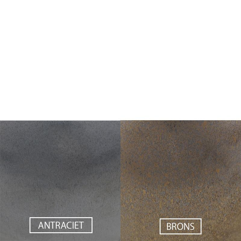 Keramische urn modern klein - verkrijgbaar in 10 kleurtinten