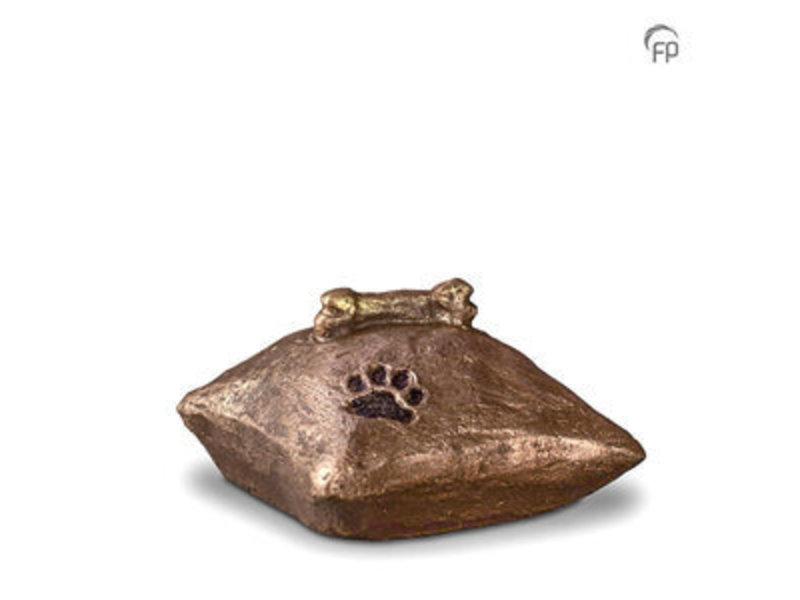 Mini dierenurn hond - keramiek
