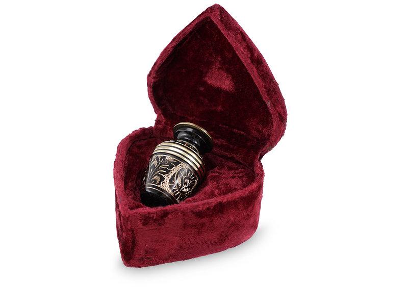 Eternal ring urn klein - messing