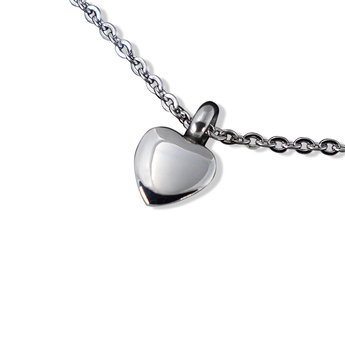 Ashanger hart klein - RVS