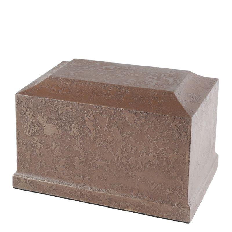 Urn dorchester copper groot - polyresi