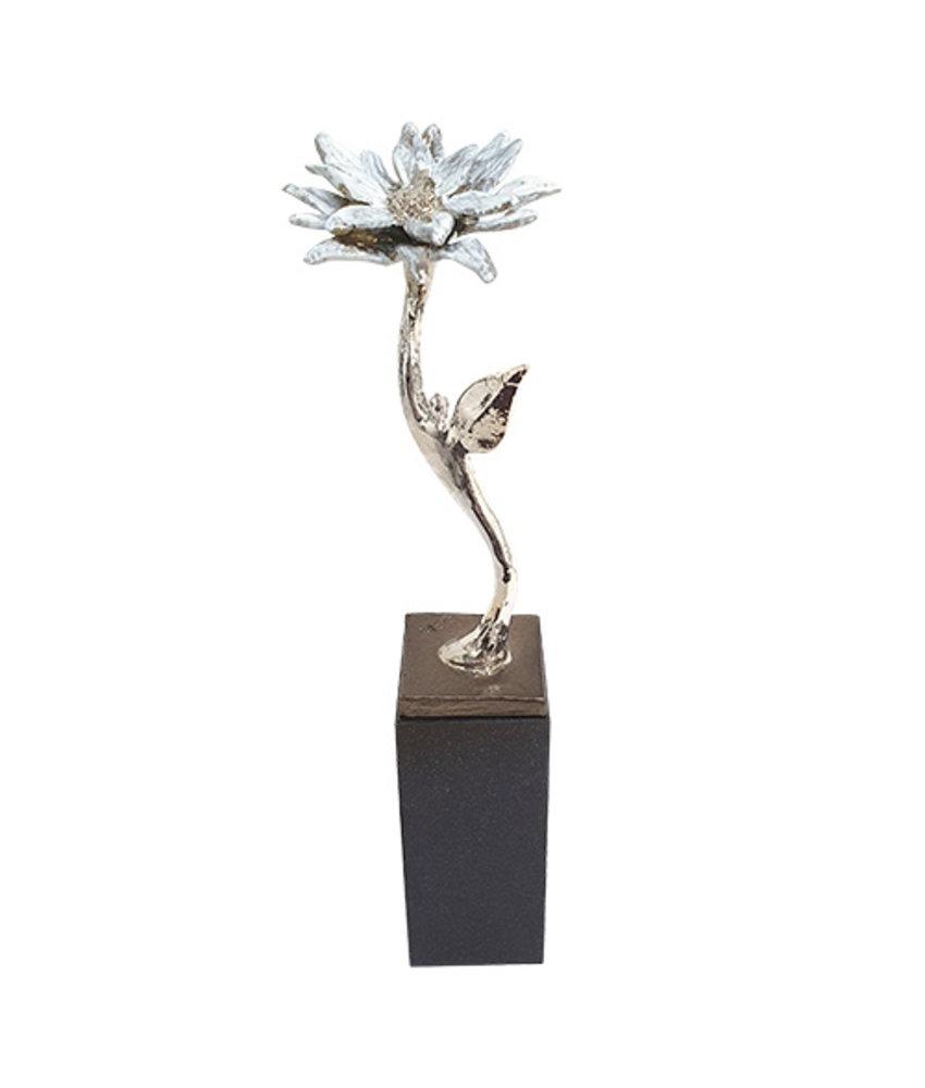 Mini urn asbeeldje bloem voor altijd