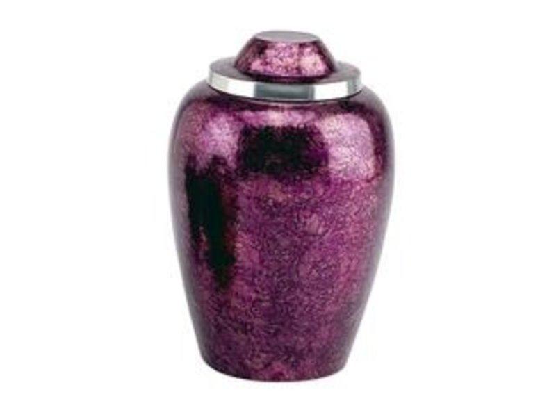 Burgundy plum alloy medium - aluminium