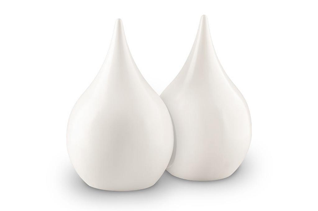 Duo urn blanchet - keramiek