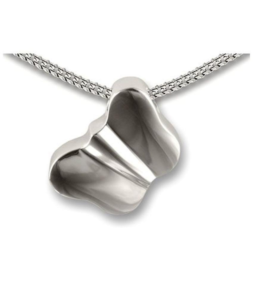 Ashanger vlinder - 925 Sterling Zilver