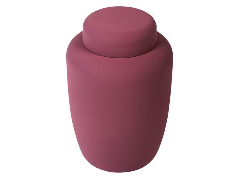 Eco urn bordeaux - bio