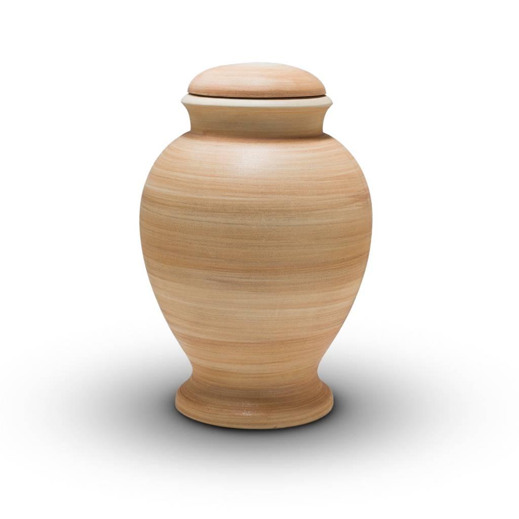 Eco urn naturel amphora - bio