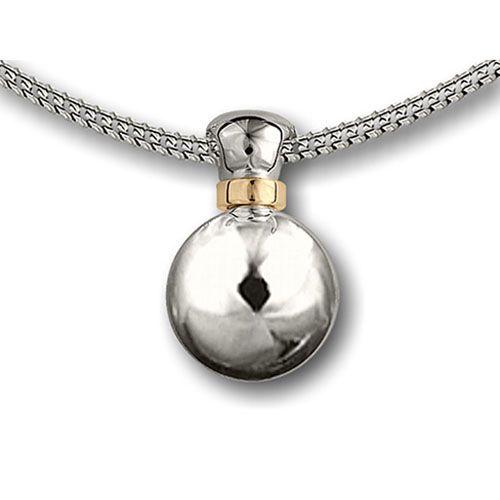 Ashanger bottle - 925 Sterling zilver