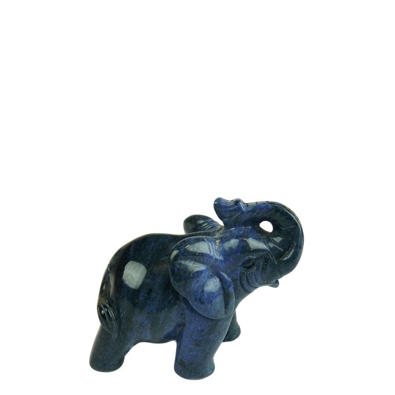 Mini urn olifant - dumorturiet